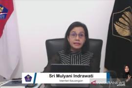 Menteri Keuangan sebut pemerintah harus berperan dalam masa ketidakpastian