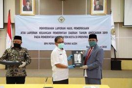 Aceh Besar Raih WTP Ke-8 dari BPK RI