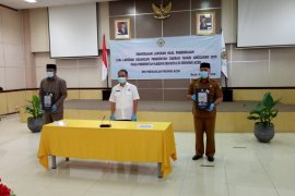 Pemkab Aceh Tengah raih WTP ke-11