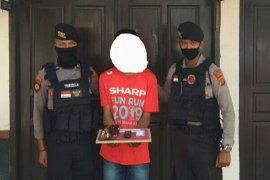 Seorang pemuda di Aceh Utara nekat antar sabu-sabu ke markas polisi