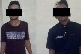 Dua pelaku perampokan uang Rp70 juta di Aceh Tengah diringkus polisi