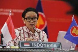 Indonesia mendorong kerjasama kawasan untuk pemulihan pascapandemi