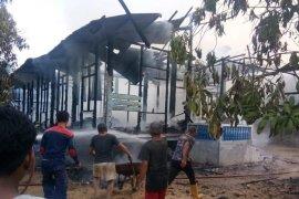 Satu unit rumah warga di Aceh Timur ludes terbakar