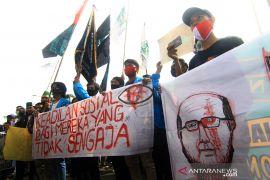 Tim advokasi Novel minta Presiden bentuk TGPF untuk usut ulang kasus