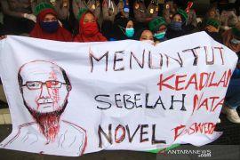 Tim advokasi Novel nilai vonis ringan agar terdakwa tak dipecat dari Polri