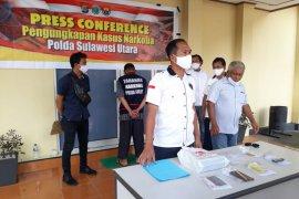 Kasus narkoba, seorang anggota DPRD Bolmong Utara minta maaf