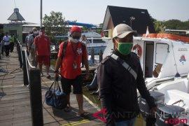 Kepulauan Seribu dibuka untuk Wisatawan, pengunjung wajib bawa surat keterangan sehat