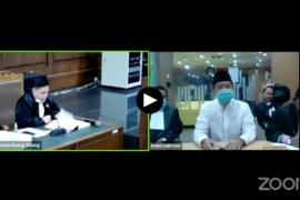 Imam Nahrawi dituntut 10 tahun penjara