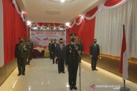 Polres HSS ikuti peringatan HUT  Bhayangkara ke-74 secara virtual