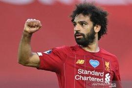 Mohamed Salah positif terinfeksi COVID-19
