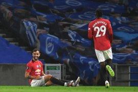 Kisah Bruno Fernandes, si pengubah peruntungan Manchester United