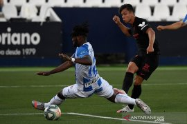 Sevilla cukur Leganes untuk posisi tiga besar