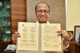 Kemedes PDTT dan Danone Indonesia Tandatangani Kerja Sama Aksi Cegah Stunting