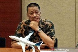 Dirut Garuda Irfan Setiaputra ungkapkan sinyal kebangkrutan maskapai nasional