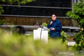Menteri Erick: Restrukturisasi BUMN terus dijalankan agar kinerja terukur