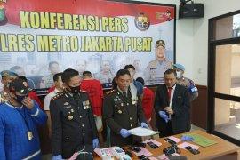 Polisi gadungan pemeras WNA hingga Rp150 juta di tangkap Polres Jakpus