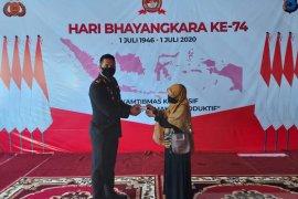 Senang dapat SIM gratis di HUT Bhayangkara ke-74