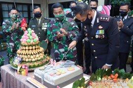 Polresta Banjarmasin gelar syukuran Hari Bhayangkara ke-74