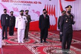 Wali Kota ikuti HUT Bhayangkara virtual bersama Presiden RI