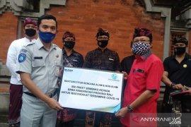 PT Jasa Raharja salurkan 500 paket bahan pokok untuk masyarakat Bali