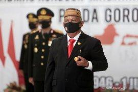 Gubernur Gorontalo apresiasi kinerja Polda tangani dampak COVID-19