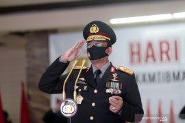 Kapolda Gorontalo sebut Hari Bhayangkara momentum kebersamaan dengan masyarakat