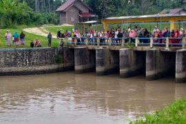 Tergelincir saat mandi, pria Aceh Utara ini tenggelam di irigasi