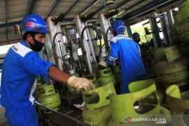 Kosumsi gas elpiji pantai barat selatan Aceh