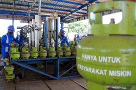 Pertamina Kalbar tambah 60 ribu tabung elpiji subsidi jelang Idul Adha