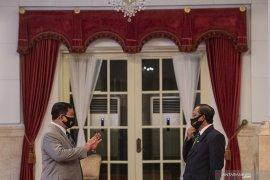 Menko Polhukam Mahfud MD minta Polri tetap terbuka terhadap kritik