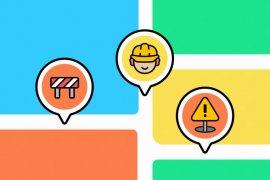 Waze tampil lebih berwarna menyambut situasi normal baru