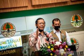 Menko Polhukam Mahfud MD perintahkan Jaksa Agung tangkap Joko Tjandra