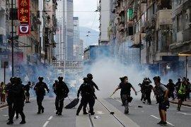Lagi, dua aktivis separatis Hong Kong ditangkap