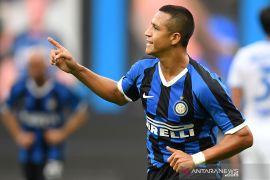 Inter resmi rekrut Alexis Sanchez dari Manchester United