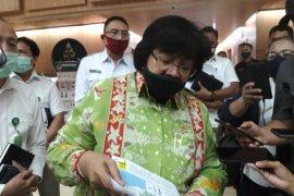 Menteri LHK Siti Nurbaya perluas peran masyarakat peduli api cegah karhutla