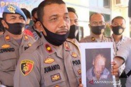 """Satreskrim Polres Tanjungbalai ringkus empat """"tukang pukul"""" bandar sabu"""