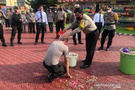 31 personel Polres Rejang Lebong naik pangkat
