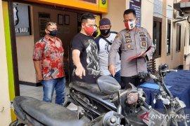 Polisi hentikan aksi curanmor spesialis di pagi buta