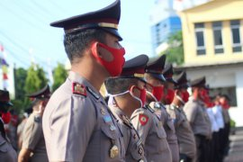Kapolresta Banda Aceh beri penghargaan 11 polisi