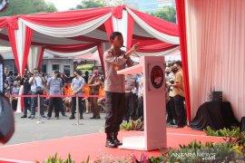 Kapolri Idham Azis nyatakan oknum polisi terlibat narkoba harus dihukum mati