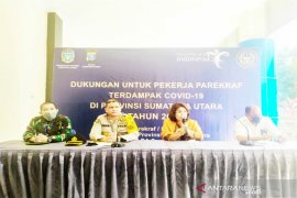 Baru 30 persen destinasi wisata di Sumut dibuka untuk umum