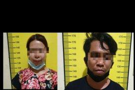 Polres Tabalong ciduk IRT pengedar narkoba