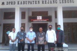 DPRD Muratara pelajari Pansus COVID-19 Rejang Lebong