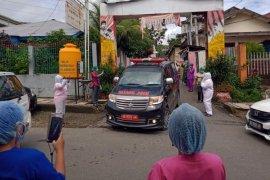 Pegawai RSUD dr. M. Haulussy Ambon meninggal terinveksi COVID-19