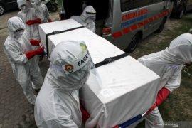 Kematian COVID-19 di Sumsel lewati 100 kasus