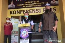Pasien positif COVID-19 di Gorontalo bertambah 7 orang