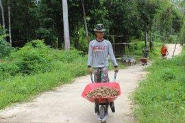 Bertugas sebagai Satgas TMMD menjadi kebanggaan prajurit TNI