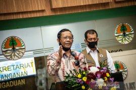 Mahfud perintahkan Jaksa Agung tangkap Joko Tjandra
