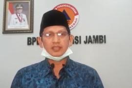 Kesembuhan pasien COVID-19 di Jambi 65,81 persen