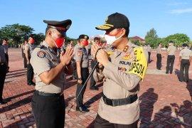 1.266 polisi di Aceh naik pangkat
